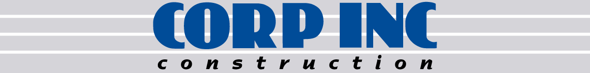 Corp Inc Construction